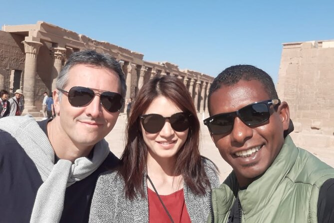 Day Tour of Aswan, Philae Temple and Obelisk , High Dam