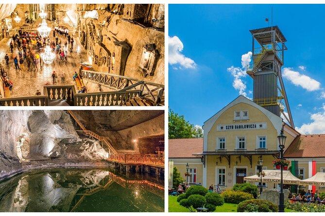 Salt Mines Krakow - Wieliczka Guided Tour & Transport