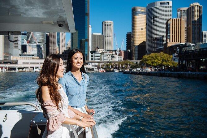 Cruzeiro panorâmico em Sydney Harbour