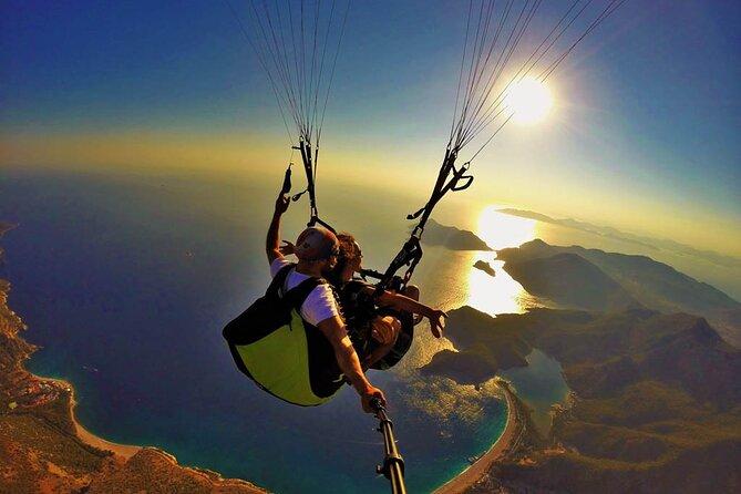 Paragliding Fethiye Oludeniz