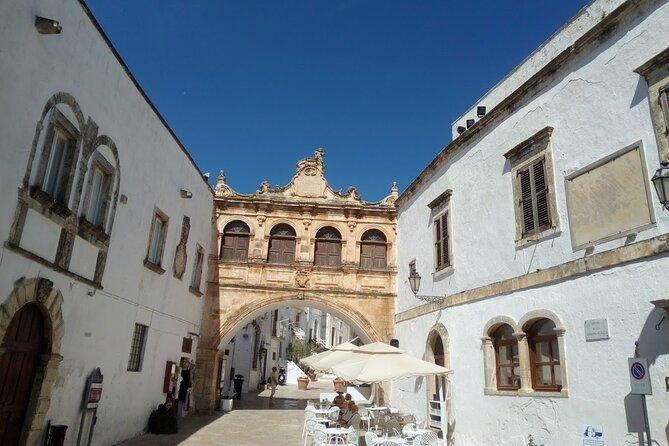 Valley D'itria full day tour Cisternino Alberobello and Polignano a Mare