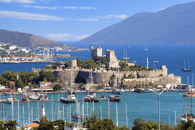 Bodrum Private Fullday Guided Tour