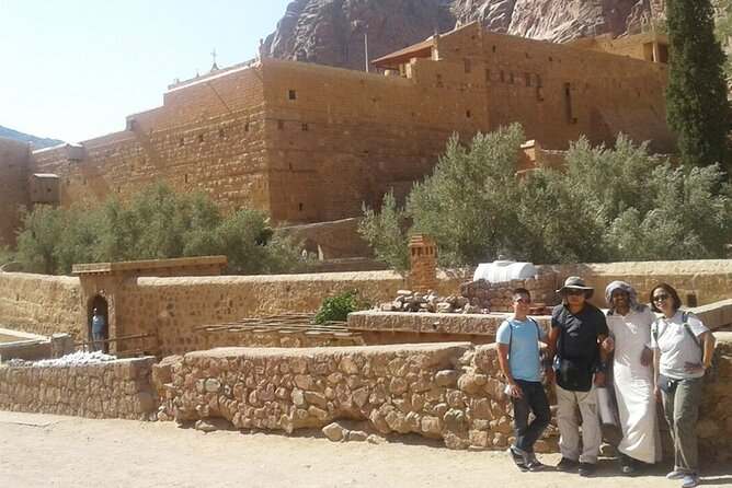 St. Catherine Day Tour from Taba