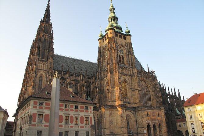 1st time visit in Prague