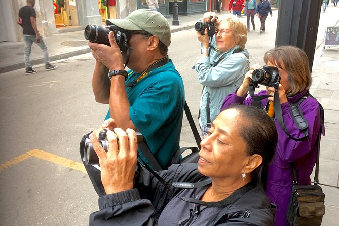 New Orleans Photo Walks: Private Historical Photography Tours