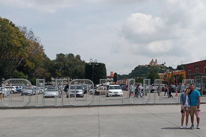 Puebla and Cholula tour
