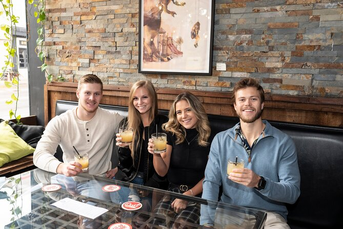 Walking Cocktail Tour in St. Catharines