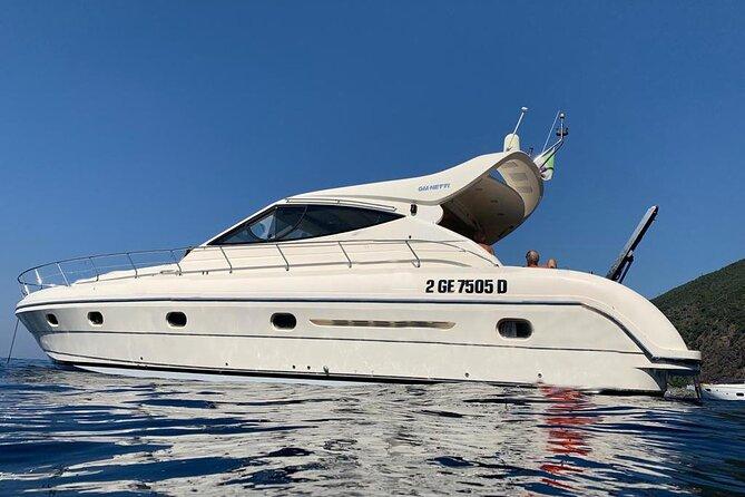 Yacht Charter with Captain in the Marina of Portofino