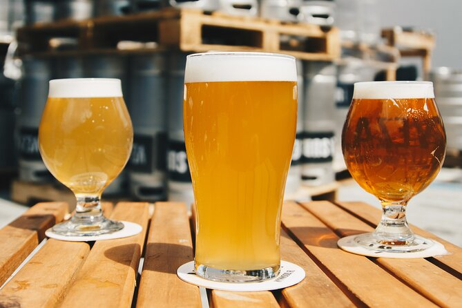 3 Hours Walking Beer Tour in St. Catharines