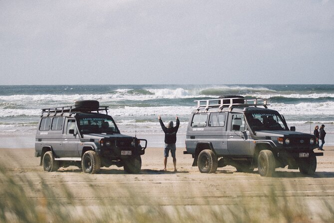 4 Hour Byron Beyond Private Surf and Hinterland Troopy Tour
