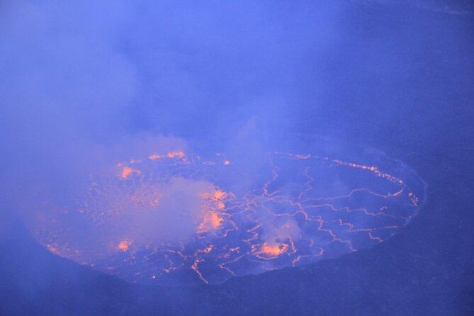 3 Days DR Congo Nyiragongo Volcano Hike