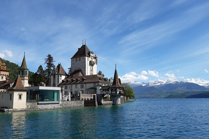 Private Guided Tour of the Brienz and Thun Lake Region