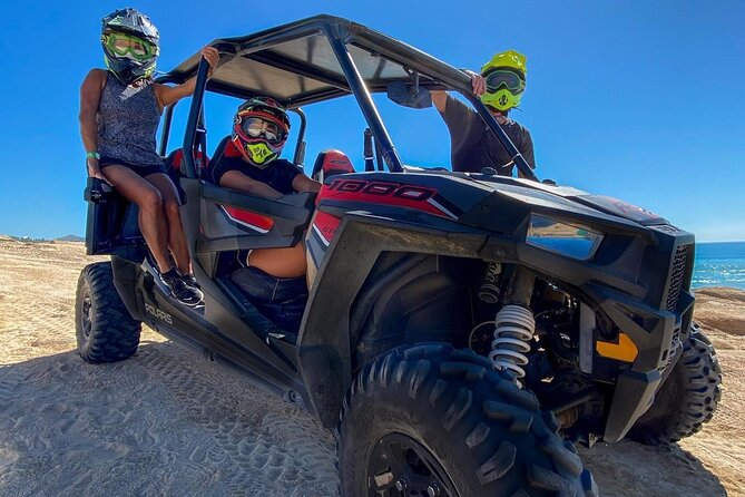 Day Pass Extreme in Los Cabo