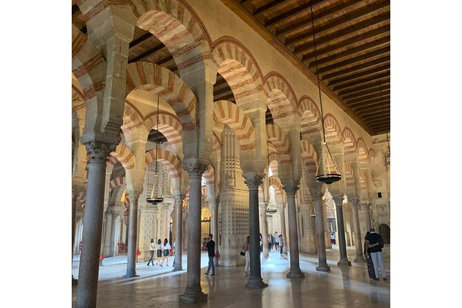 Visit Cathedral Mosque of Córdoba
