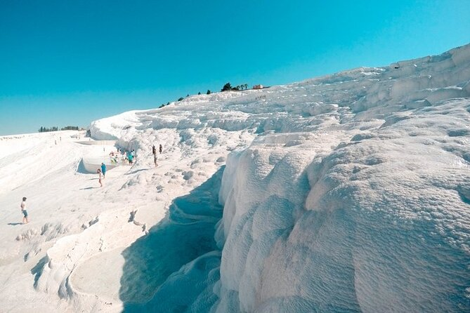 Breathtaking Ephesus & Pamukkale on the Same Day From Kusadasi & Selcuk Hotels