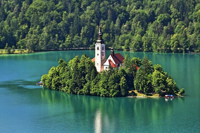 Shore Excursion/Day Tour to Postojna Cave and Lake Bled from Koper