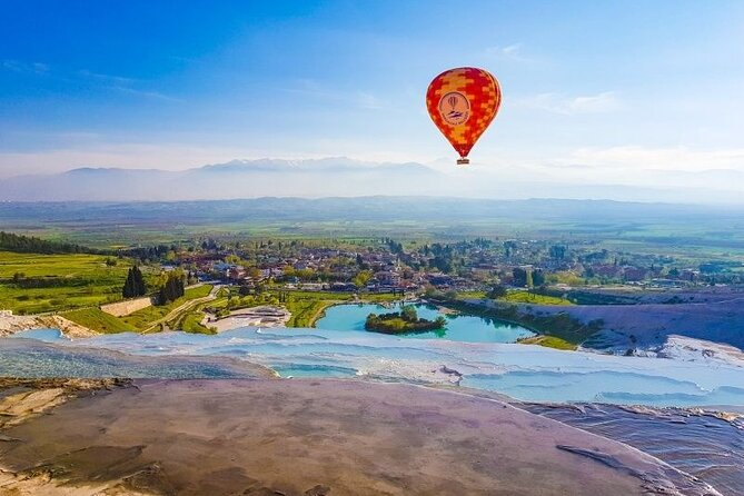 Low Cost Hot Air Balloon Ride in Pamukkale