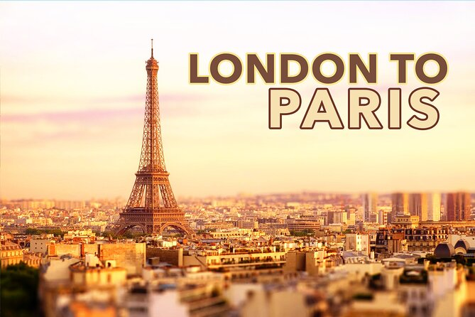 London to Paris private taxi transfers