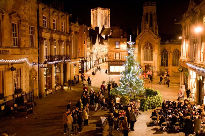 Christmas Guided Walking Tour in York
