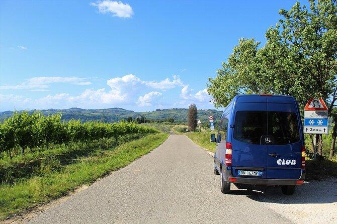Tuscan Wine Adventure in Pisa