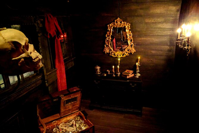 Private Pirate Ship Escape Room in Clearwater