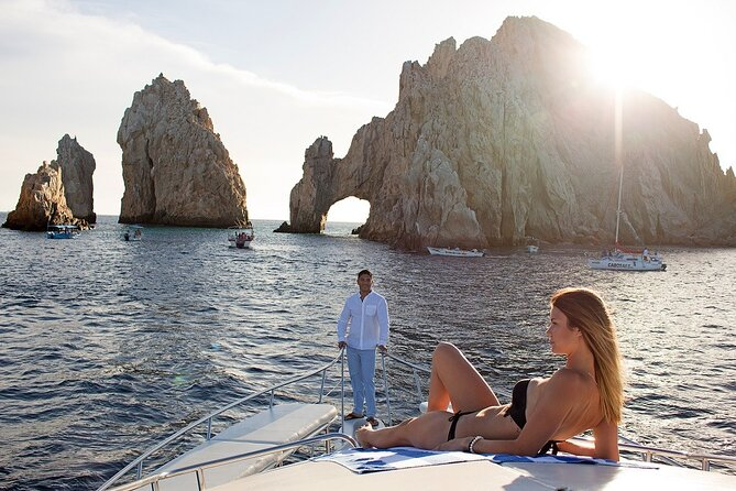 3 Hours Private Sunset Tour around The Sea of Cortes in Cabo
