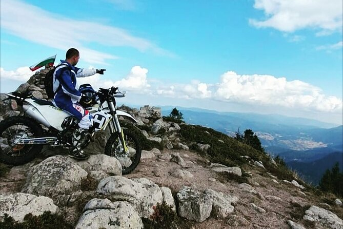 Motorcycle Enduro Tour