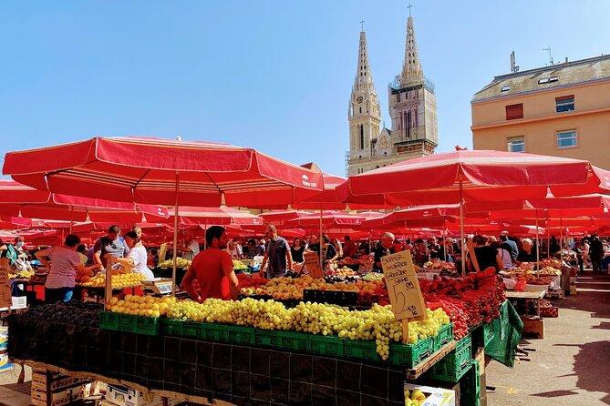 Zagreb sightseeing tour