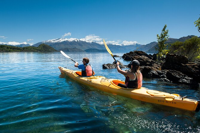 Kayak Rental Adventure - The Mission