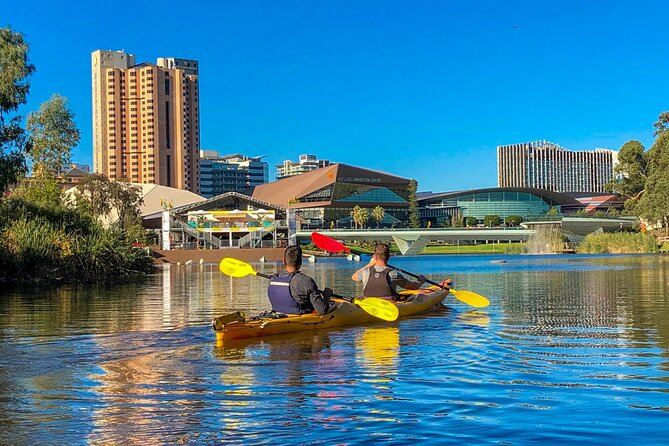 Adelaide City Guided Kayak Tour