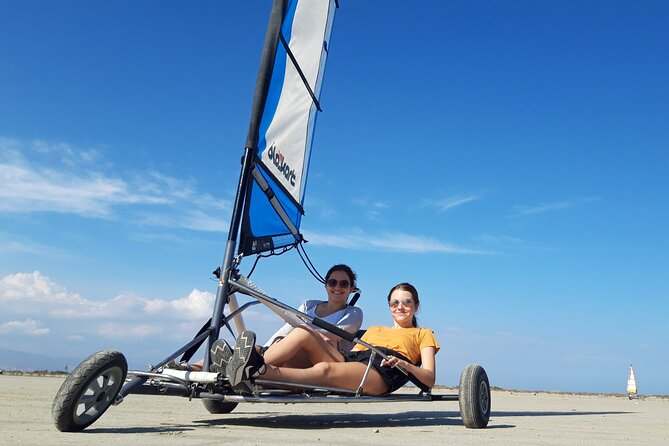 Private Landsailing Activity in Lady's Mile