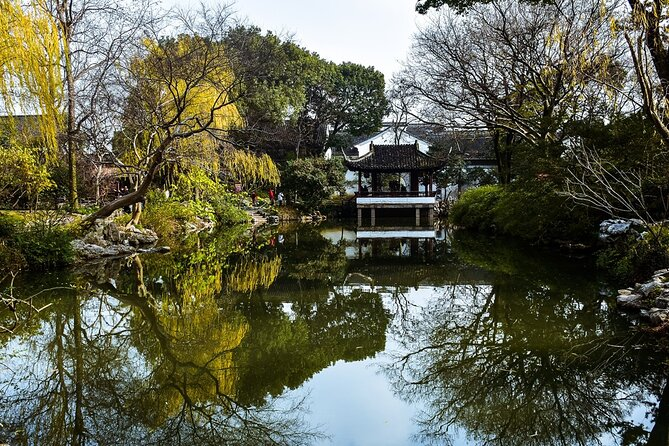 The UNESCO Gardens of Suzhou
