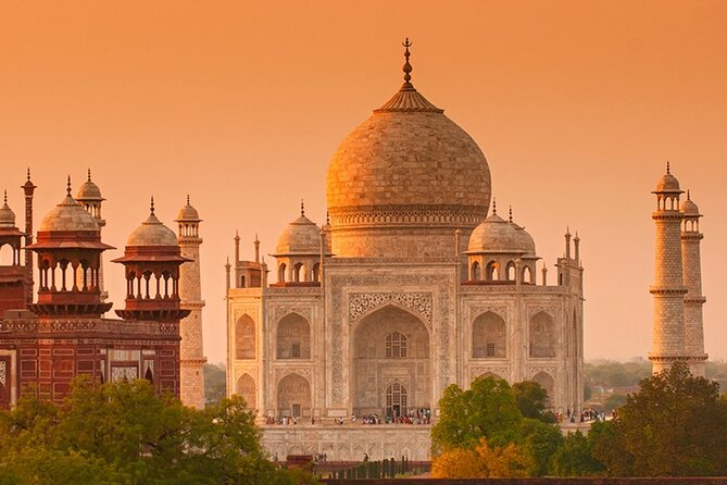Exotic Delhi Agra Taj Mahal Sunrise Tour