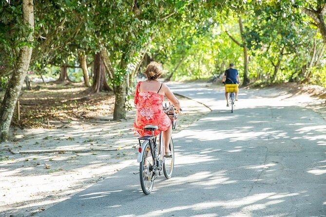 La Digue Boat/Bike (Mahe clients)
