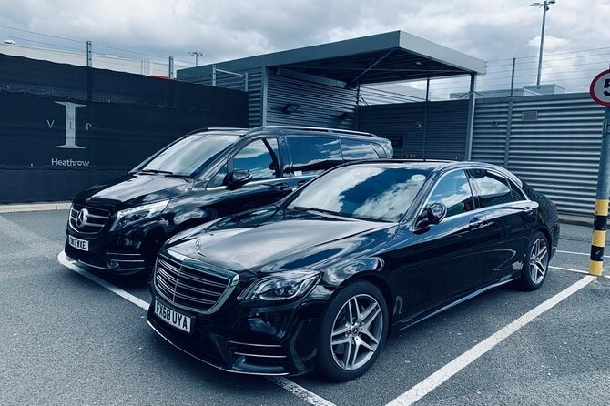 Private Executive Chauffeur Transfer Services from Gatwick Airport To London