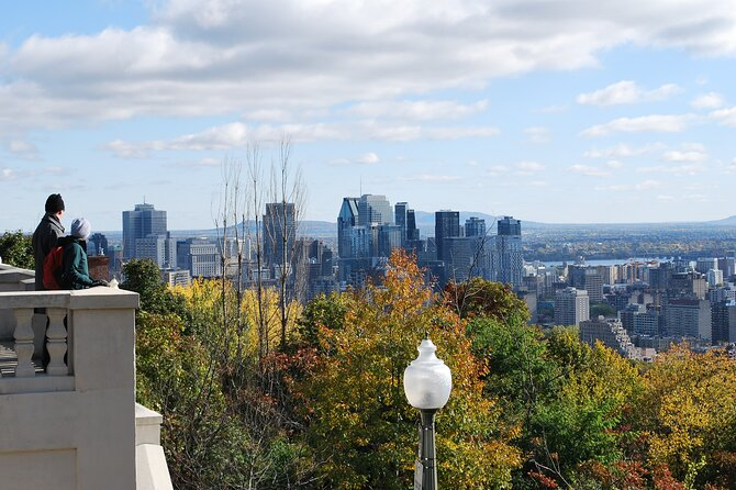 Full-Day City Tour Montreal with Pickup and Food Tasting