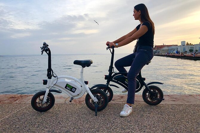 Ecobike tour in Thessaloniki