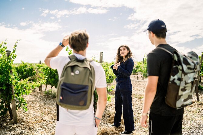 Private Tour of Château l'Hospitalet with Wine Tasting