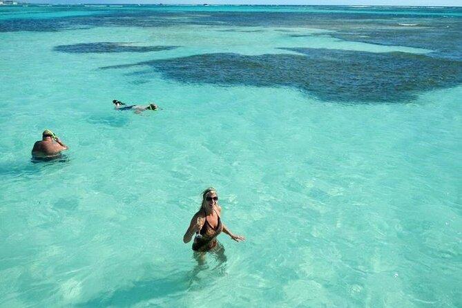 Saona Island Natural Pools Day trip From Bayahibe Ports