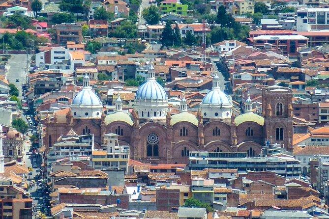 Ingapirca Archeological Site and Cuenca City Tour