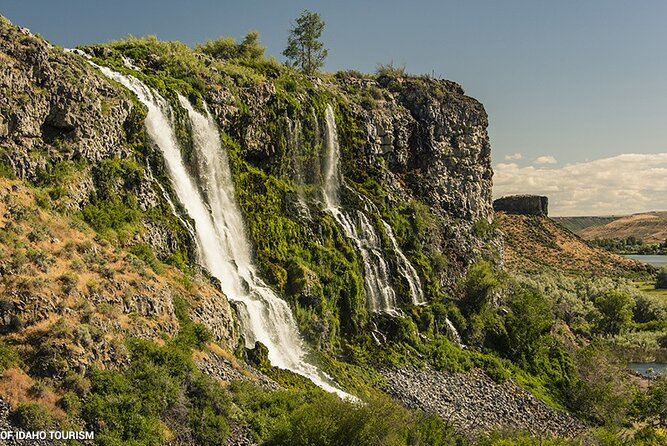 Guided Tour Scenic Adventure and Wine Tasting Tour in Idaho