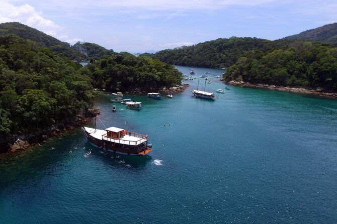 Ilha Grande with Boat Tour and Lunch - From Rio de Janeiro