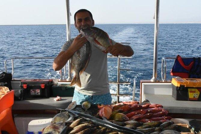 Night Fishing Boat trip & snorkeling – Hurghada
