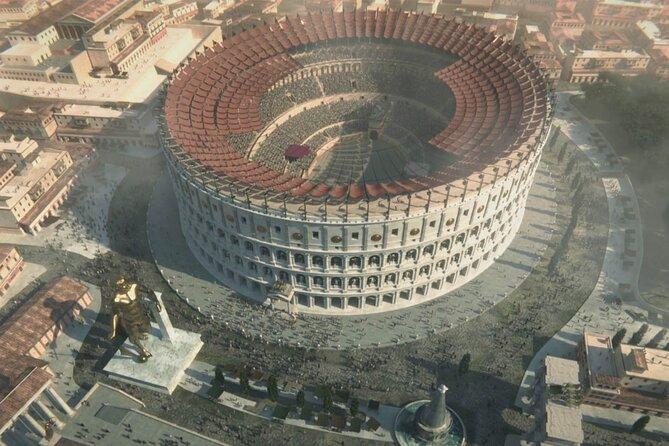 360 Virtual tour of Ancient Rome