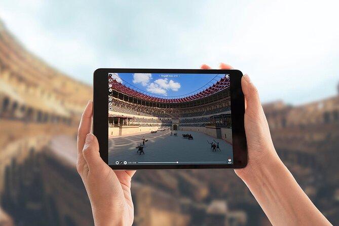 360 Virtual Tour of Ancient Ostia