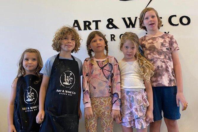 Kids Creative Arts Classes in Byron Bay