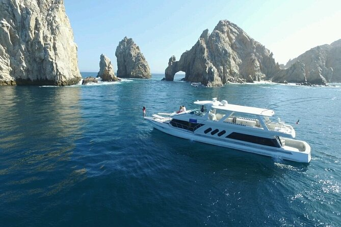 Private Cabo San Lucas Arch Sailing Tour