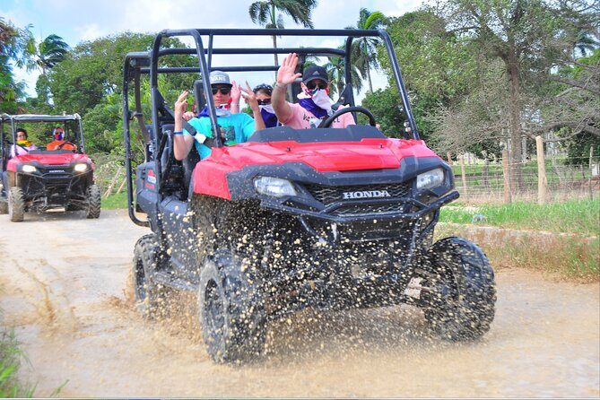 Half-Day UTV Off-Road Tour at Punta Cana with Coffee Tasting