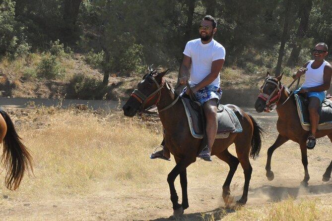 Fethiye Horse Safari, pick up from Oludeniz, Calis, Hisaronu, Ovacik