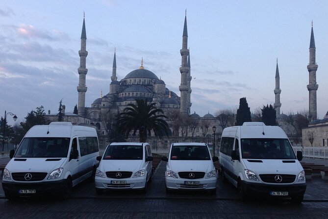 Private Transfer from Sultanahmet to Sabiha Gokcen Airport